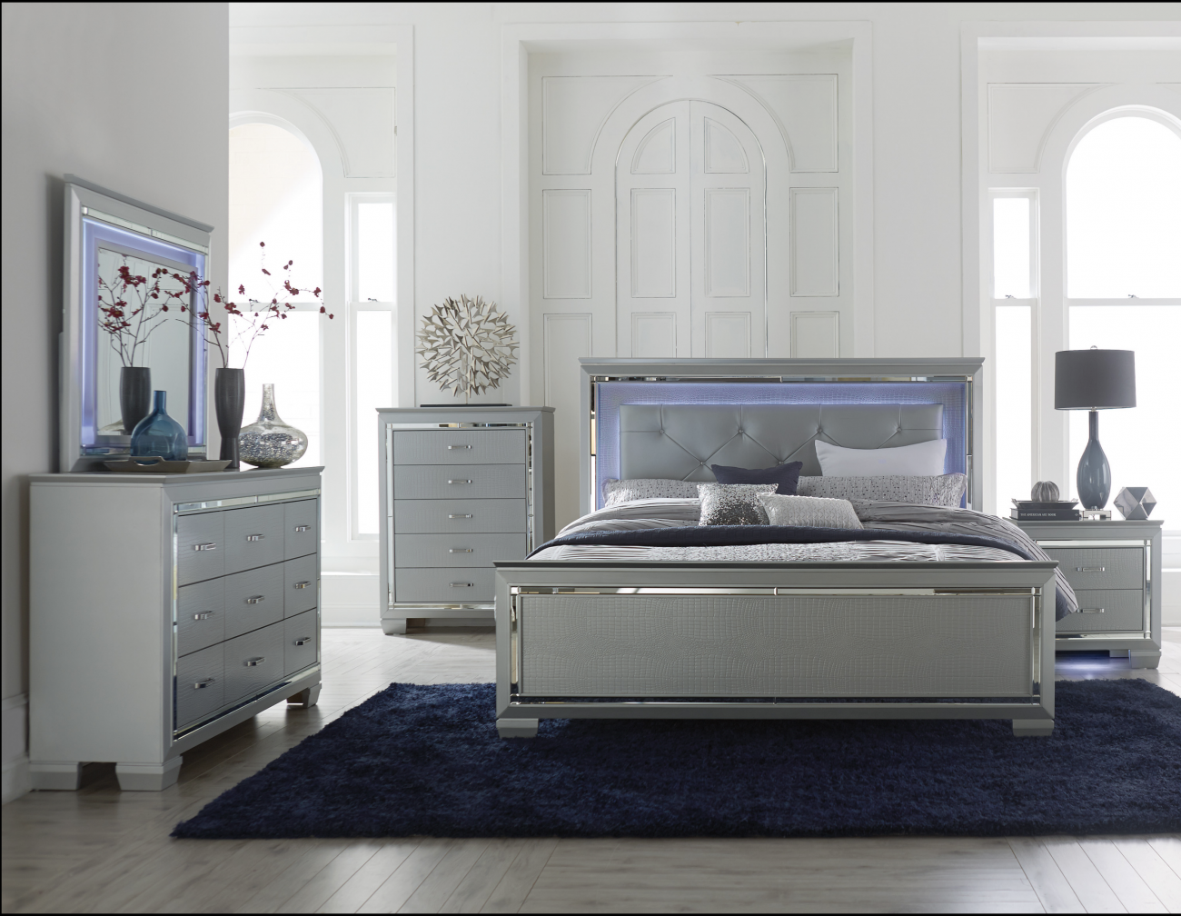 Bedroom Furniture and Design | The Show Place Furniture Galleries